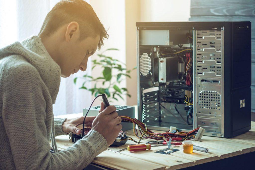 PCハードウェアについての知識